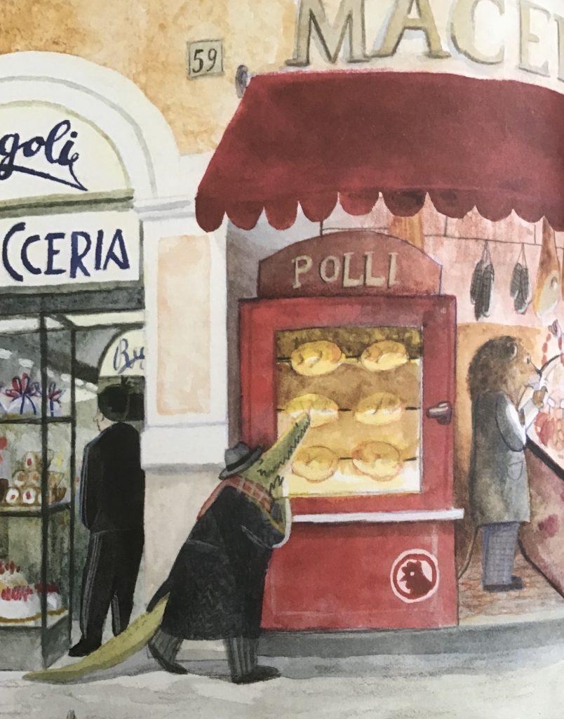 Professione coccodrillo libro di Giovanna Zoboli e Mariachiara di giorgio
