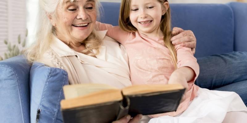 5 libri sui nonni per la festa dei nonni