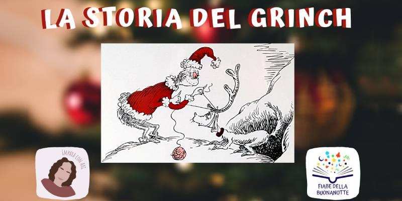 il Grinch odia il Natale