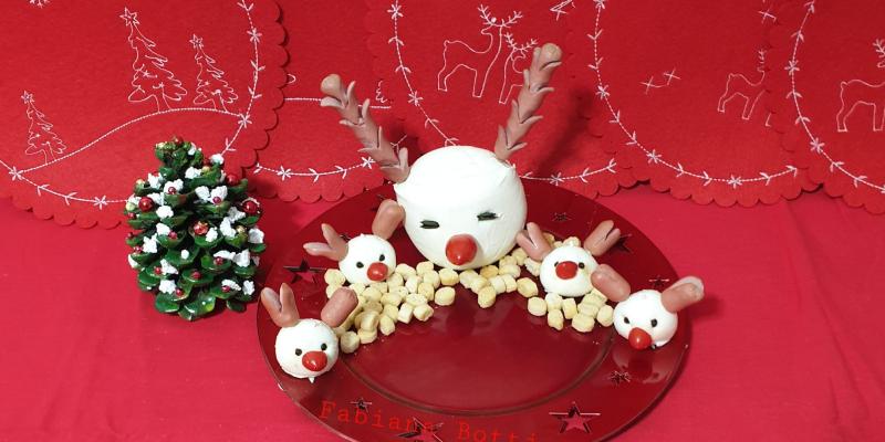 ricetta delle renne di Babbo Natale
