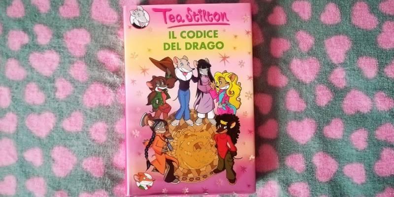 Tea Stilton il codice del drago