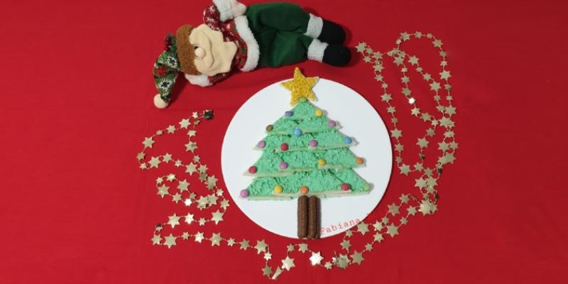 Ricetta alberello di Natale