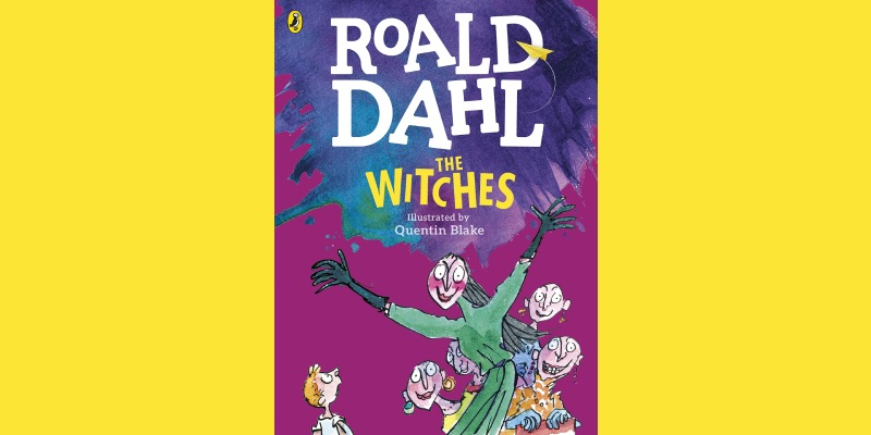 Le vere streghe THE WITCHES di Roald Dahl