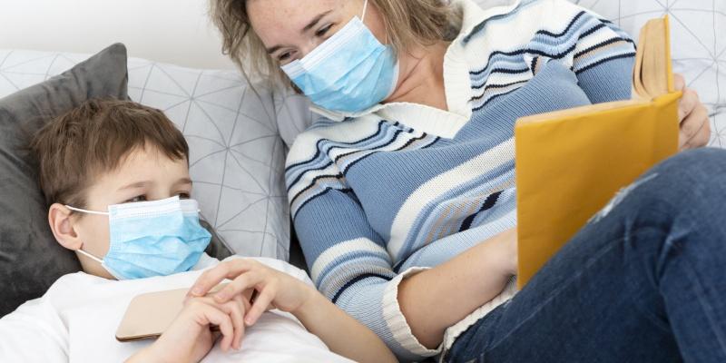 5 libri per bambini sul coronavirus