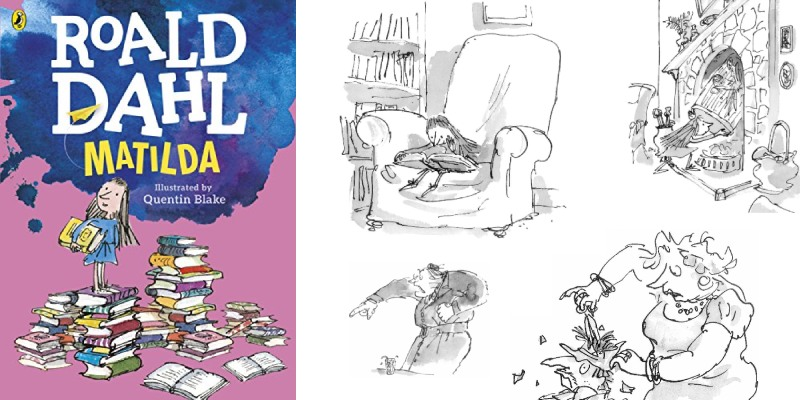 Matilda di Roald Dahl