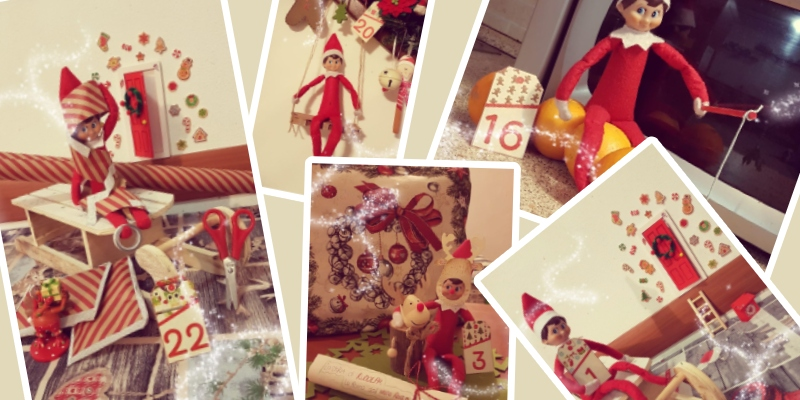 Elf on the Shelf tradizione natalizia