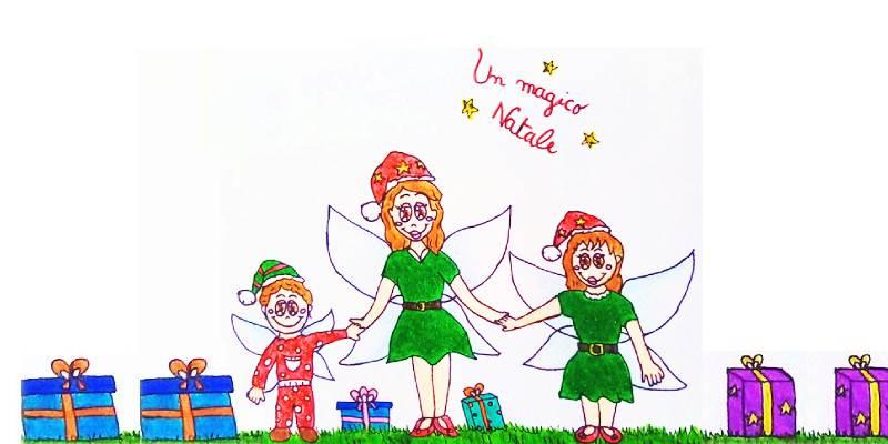 3 aiutanti di Babbo Natale.