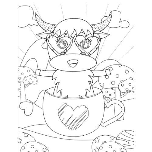 bufalino in tazza san valentino - la scatola dei giochi
