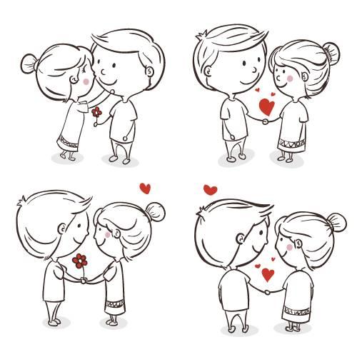fidanzati san valentino - la scatola dei giochi