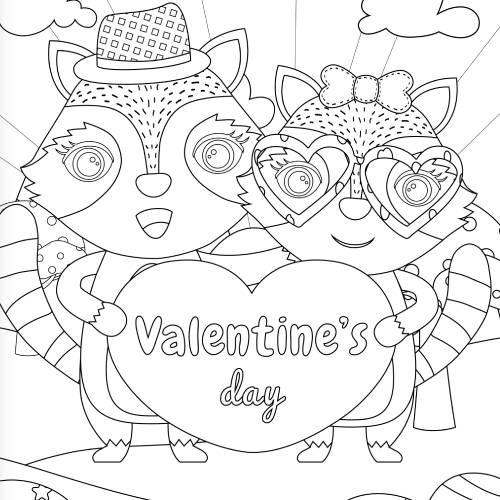 maialino con cuore san valentino - la scatola dei giochi