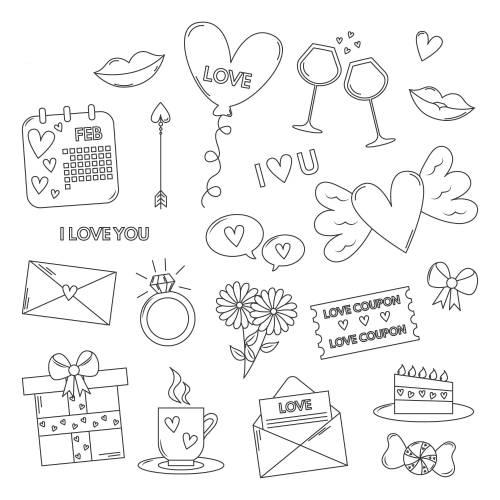 oggetti san valentino - la scatola dei giochi