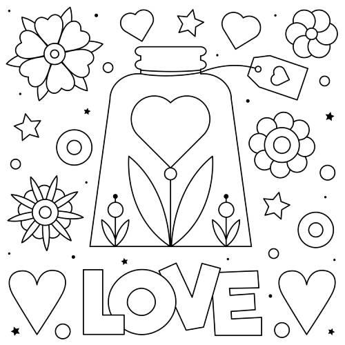 pozione d'amore san valentino - la scatola dei giochi