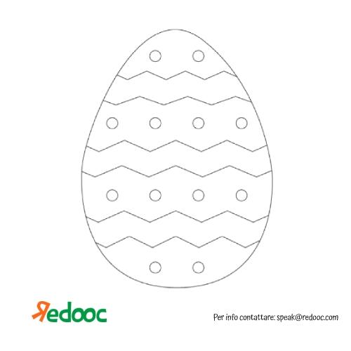 La scatola dei giochi - uovo decorato Reedoc.com