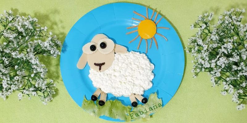 Ricetta della pecorella pasquale