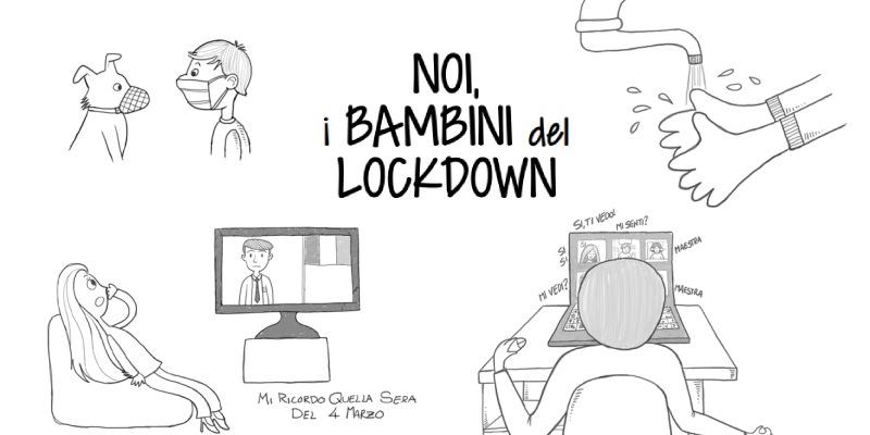 noi i bambini del lockdown