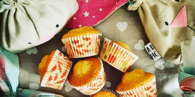 ricetta muffin di carote
