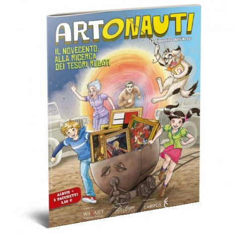 Artonauti - album Il Novecento