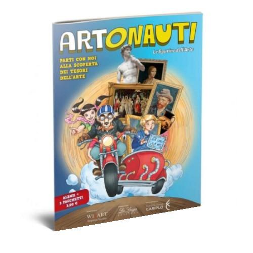 Artonauti - album Prima Edizione