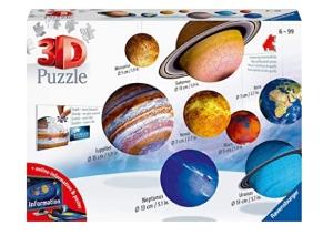 Il Sistema Planetario 3D Puzzleball puzzle