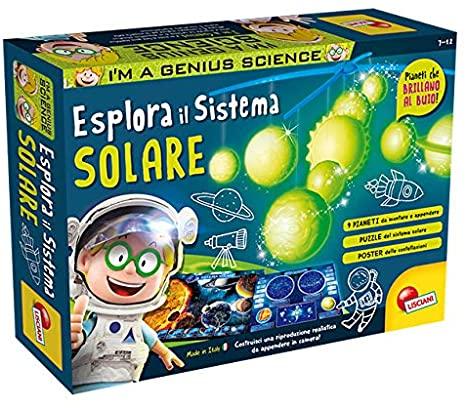 Esplora il sistema solare - Gioco Lisciani