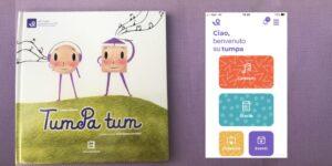 Tum e Pa un libro e applicazione