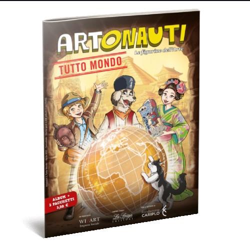 Artonauti - album Tutto Mondo